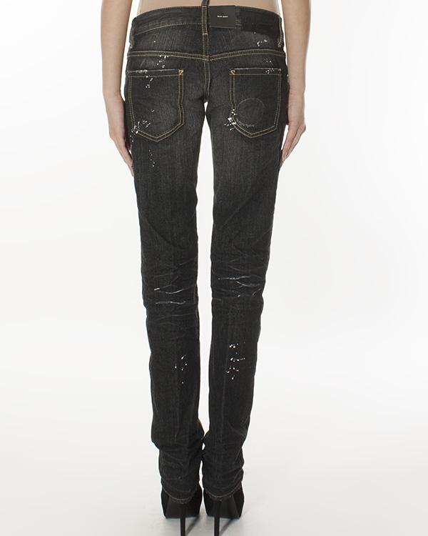 женская джинсы DSQUARED, сезон: зима 2012/13. Купить за 10500 руб. | Фото 2