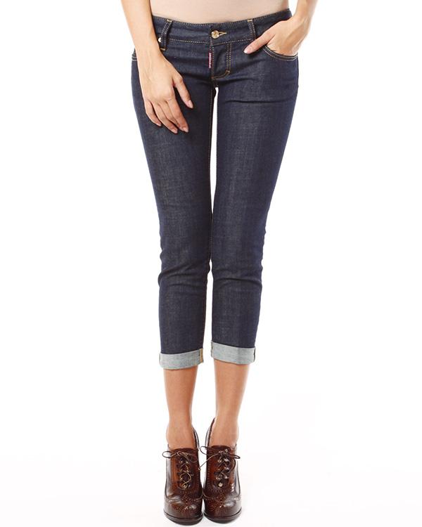 женская джинсы DSQUARED, сезон: зима 2013/14. Купить за 7500 руб. | Фото 1
