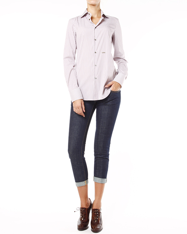 женская джинсы DSQUARED, сезон: зима 2013/14. Купить за 7500 руб. | Фото 3