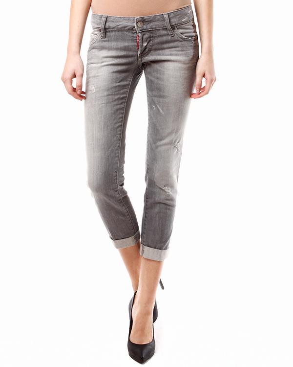 женская джинсы DSQUARED, сезон: зима 2013/14. Купить за 9700 руб. | Фото 1