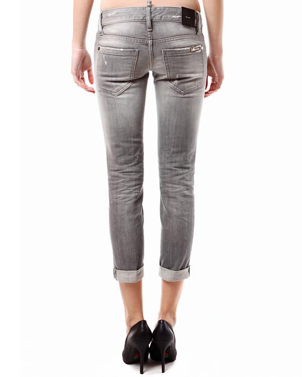 женская джинсы DSQUARED, сезон: зима 2013/14. Купить за 9700 руб. | Фото 2