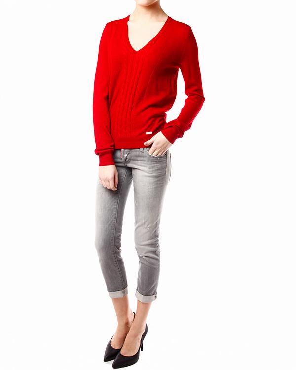 женская джинсы DSQUARED, сезон: зима 2013/14. Купить за 9700 руб. | Фото 3