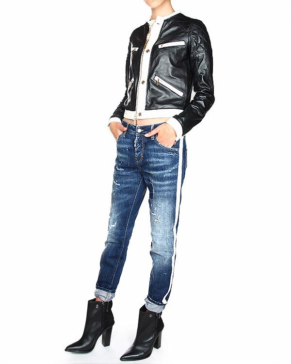 женская джинсы DSQUARED, сезон: зима 2014/15. Купить за 16700 руб. | Фото 3