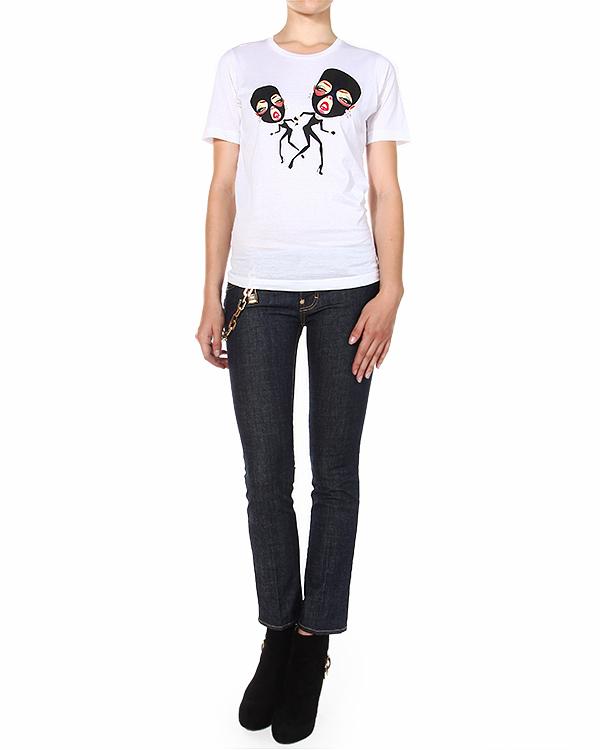 женская джинсы DSQUARED, сезон: зима 2014/15. Купить за 17800 руб. | Фото 3