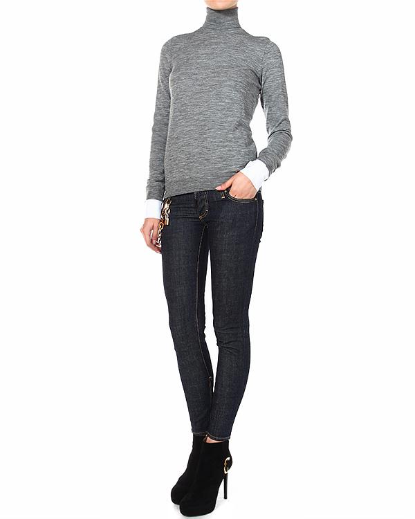 женская джинсы DSQUARED, сезон: зима 2014/15. Купить за 18800 руб. | Фото 3