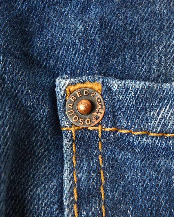 женская джинсы DSQUARED, сезон: лето 2015. Купить за 16500 руб. | Фото 4