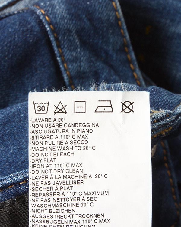 женская джинсы DSQUARED, сезон: лето 2015. Купить за 16500 руб. | Фото 5