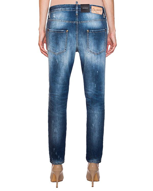 женская джинсы DSQUARED, сезон: лето 2015. Купить за 13800 руб. | Фото 2