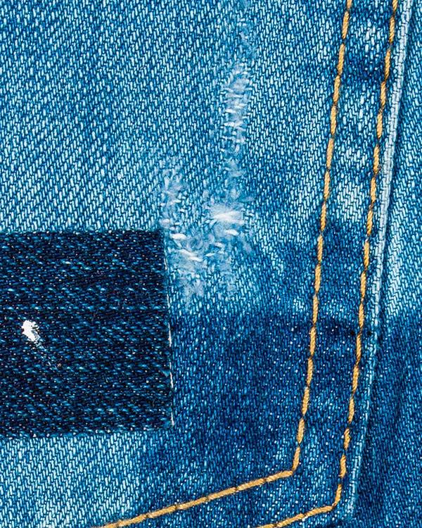 женская джинсы DSQUARED, сезон: лето 2016. Купить за 37300 руб. | Фото 4