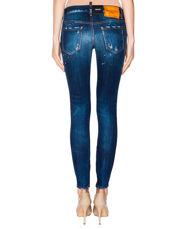 женская джинсы DSQUARED, сезон: лето 2016. Купить за 23800 руб. | Фото 2