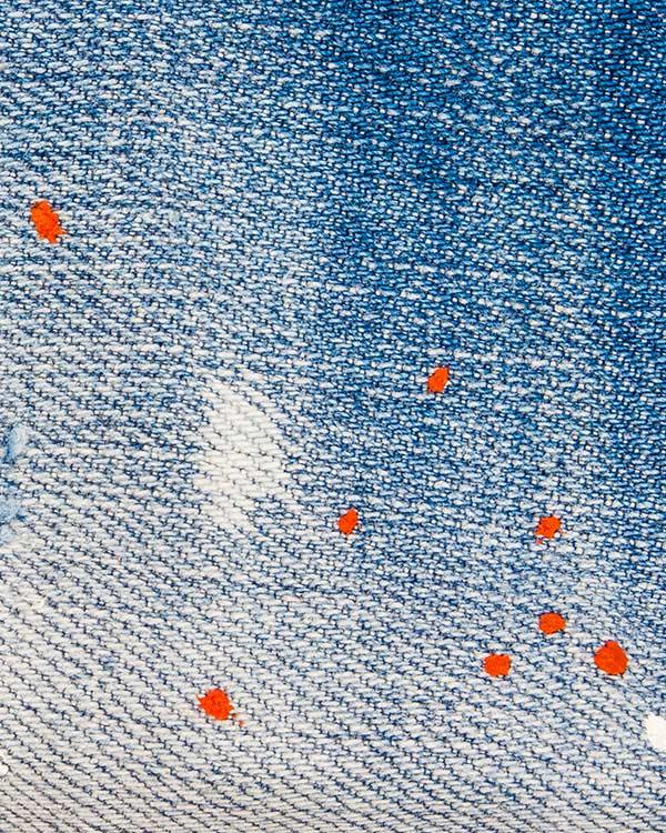 женская джинсы DSQUARED, сезон: лето 2016. Купить за 26400 руб. | Фото 4