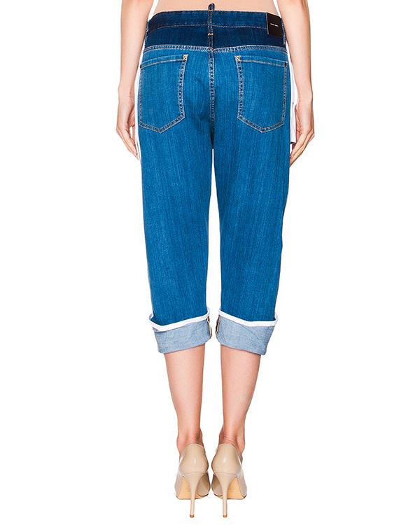 женская джинсы DSQUARED, сезон: лето 2016. Купить за 39200 руб. | Фото 2