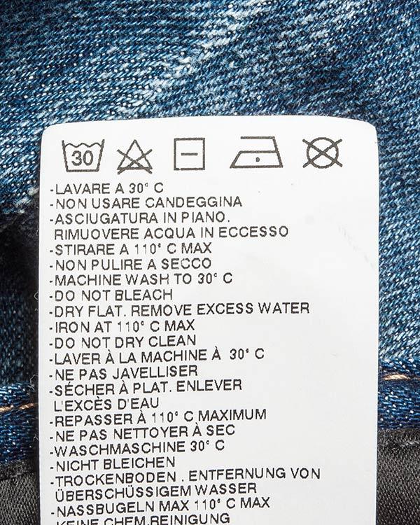 женская джинсы DSQUARED, сезон: зима 2016/17. Купить за 18500 руб. | Фото 5