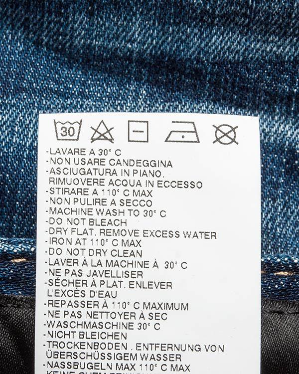 женская джинсы DSQUARED, сезон: зима 2016/17. Купить за 23100 руб. | Фото 5