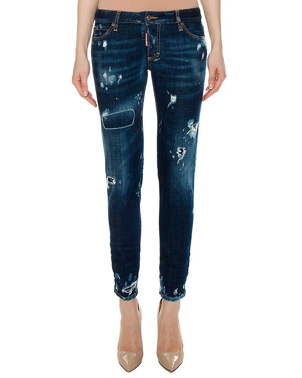 джинсы  артикул S72LA0951 марки DSQUARED купить за 32800 руб.