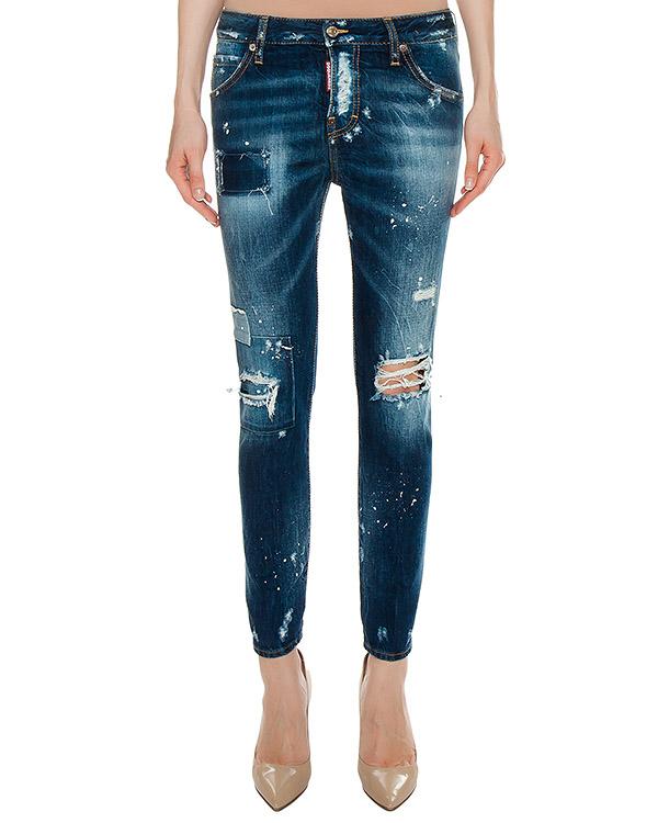 джинсы  артикул S72LA0958 марки DSQUARED2 купить за 20900 руб.