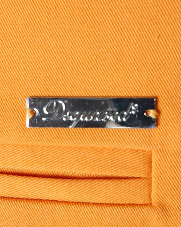 женская шорты DSQUARED, сезон: лето 2014. Купить за 4500 руб. | Фото 4