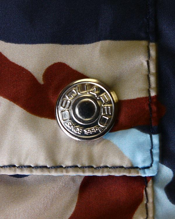 мужская куртка DSQUARED, сезон: лето 2014. Купить за 17900 руб. | Фото 4