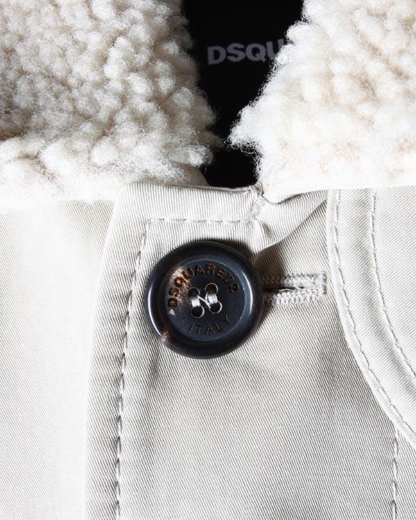 мужская куртка DSQUARED, сезон: зима 2014/15. Купить за 34300 руб. | Фото 4