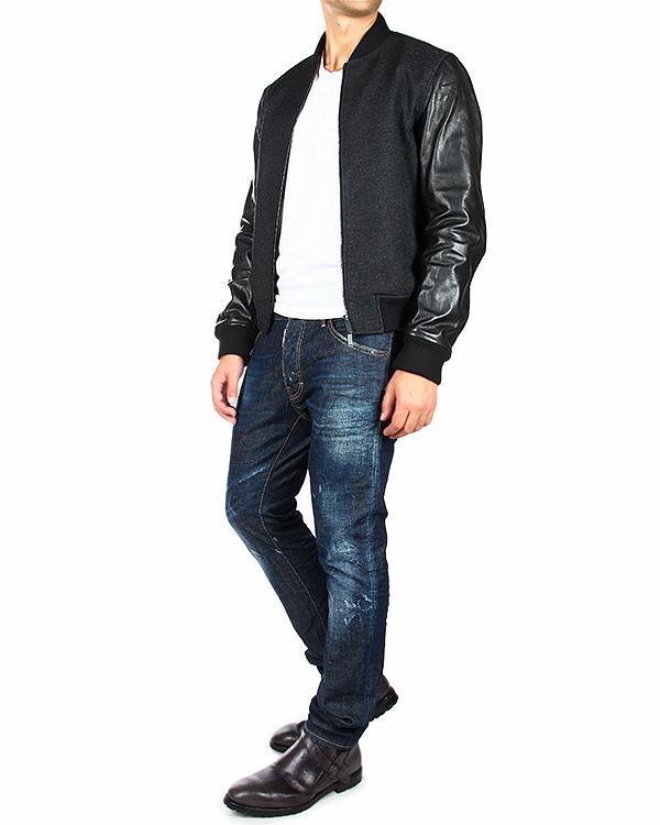 мужская куртка DSQUARED, сезон: зима 2014/15. Купить за 51500 руб. | Фото 3