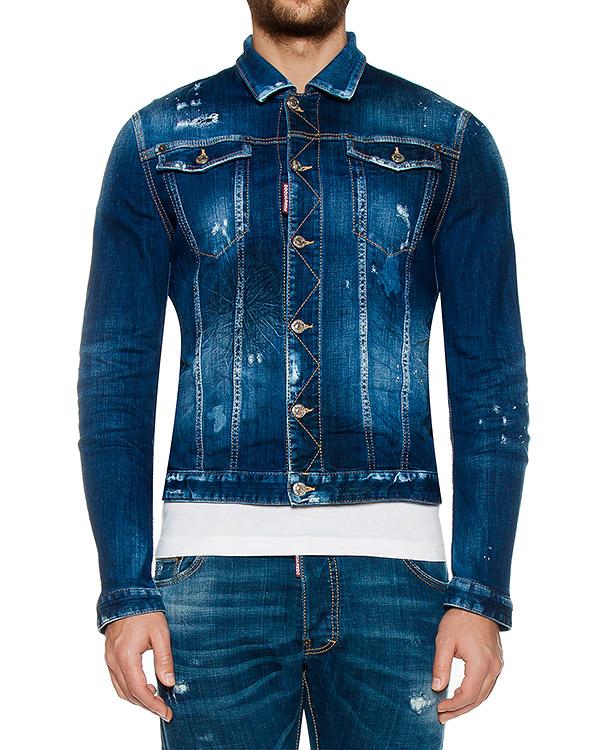 куртка  артикул S74AM0699 марки DSQUARED купить за 36600 руб.
