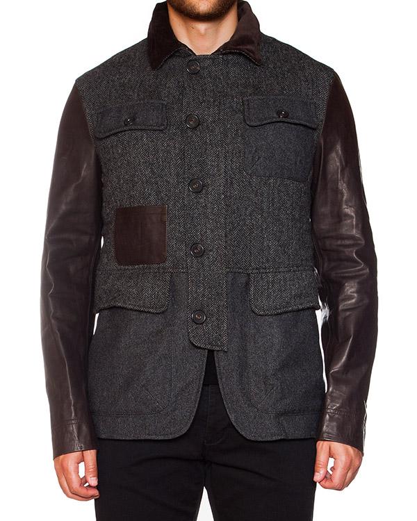 мужская куртка DSQUARED, сезон: зима 2013/14. Купить за 37900 руб. | Фото 1