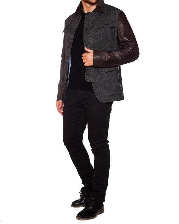 мужская куртка DSQUARED, сезон: зима 2013/14. Купить за 37900 руб. | Фото 3