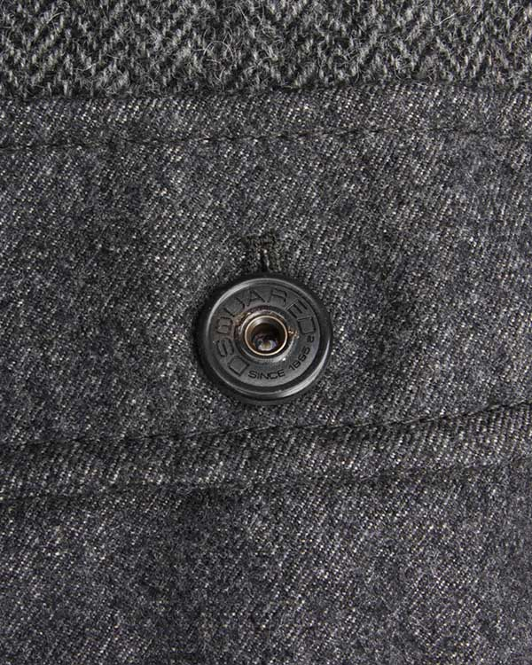 мужская куртка DSQUARED, сезон: зима 2013/14. Купить за 37900 руб. | Фото 4