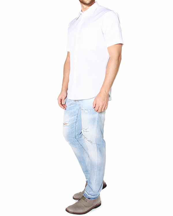 мужская рубашка DSQUARED, сезон: лето 2015. Купить за 8800 руб. | Фото 3