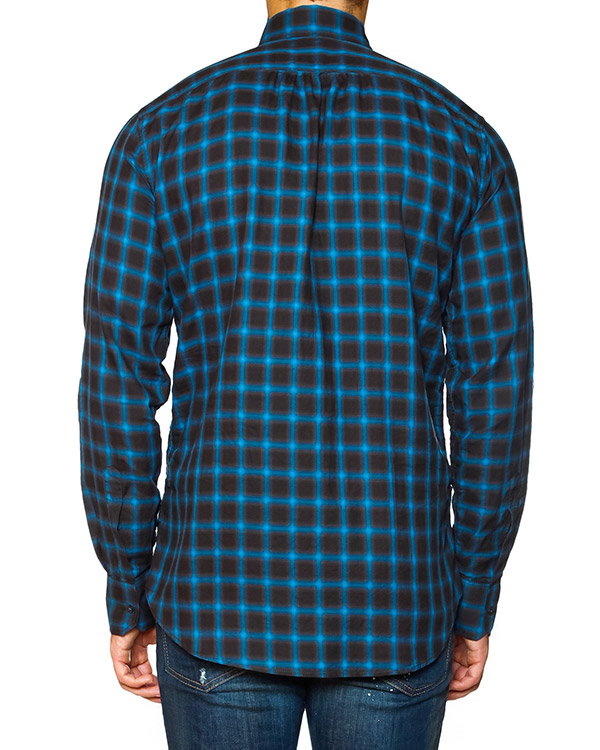 мужская рубашка DSQUARED, сезон: зима 2015/16. Купить за 11900 руб. | Фото 2