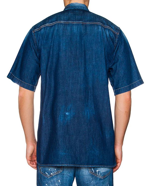 мужская рубашка DSQUARED2, сезон: лето 2016. Купить за 16400 руб. | Фото $i