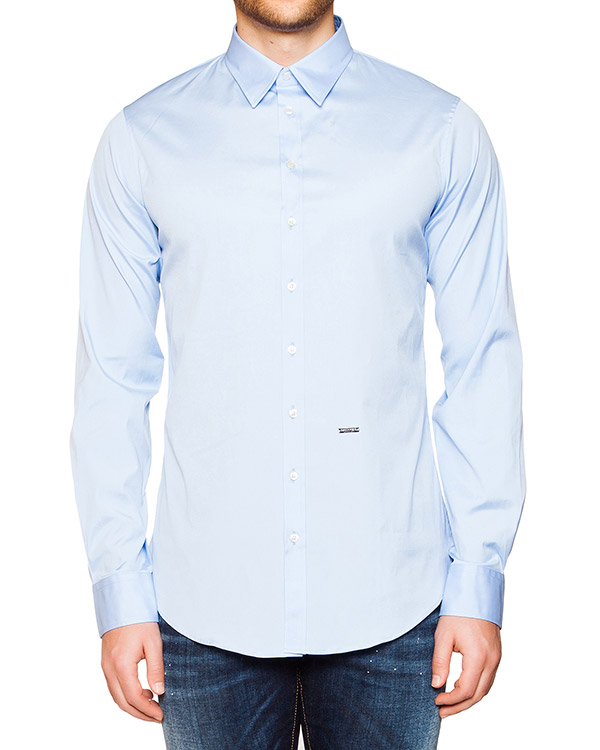 мужская рубашка DSQUARED2, сезон: лето 2016. Купить за 8400 руб. | Фото 1