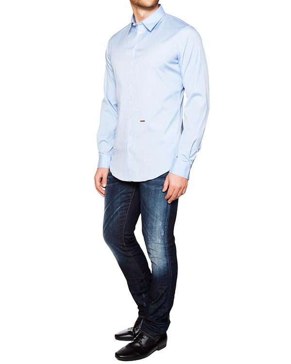 мужская рубашка DSQUARED2, сезон: лето 2016. Купить за 8400 руб. | Фото 3