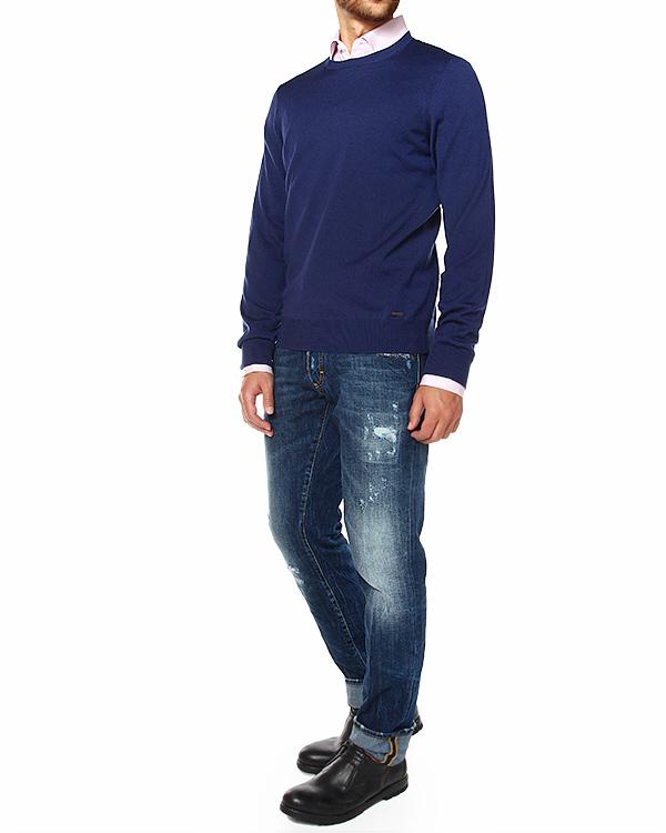 мужская рубашка DSQUARED, сезон: зима 2014/15. Купить за 8100 руб. | Фото 3