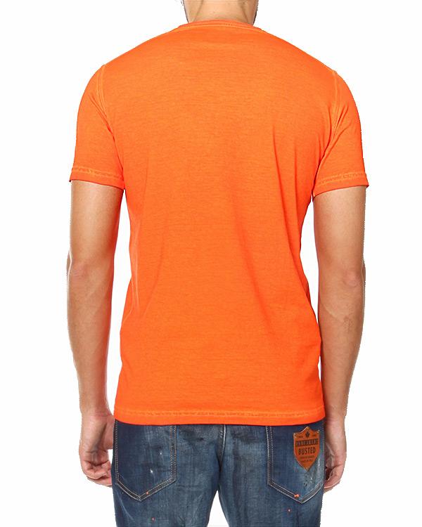 мужская футболка DSQUARED, сезон: зима 2014/15. Купить за 6500 руб.   Фото 2
