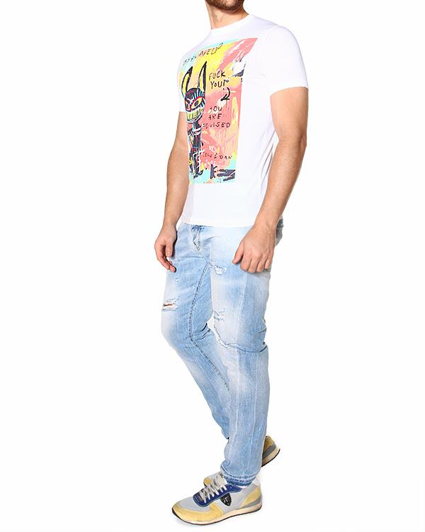 мужская футболка DSQUARED, сезон: лето 2015. Купить за 6100 руб. | Фото $i