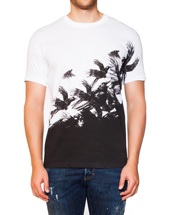 мужская футболка DSQUARED, сезон: зима 2015/16. Купить за 7500 руб. | Фото $i