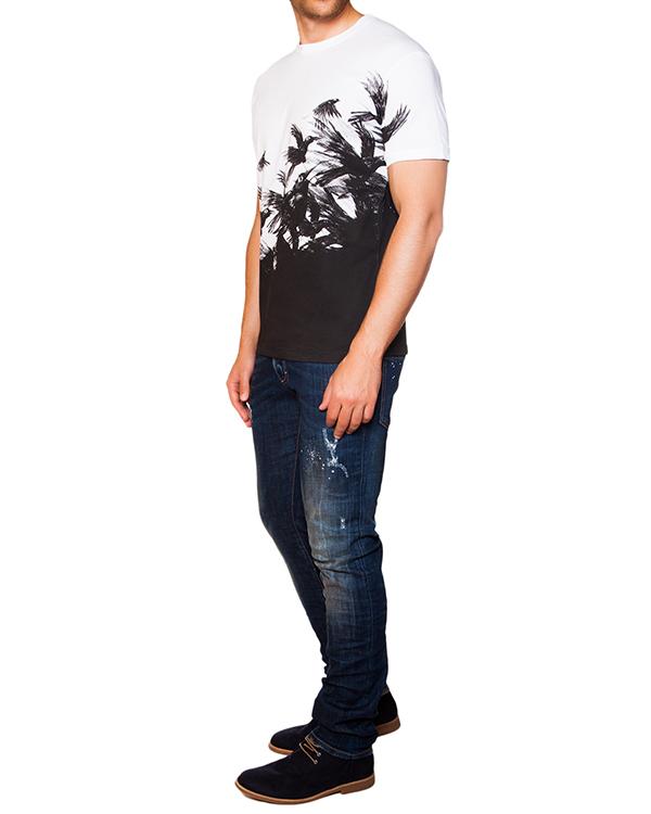 мужская футболка DSQUARED, сезон: зима 2015/16. Купить за 7500 руб. | Фото 3