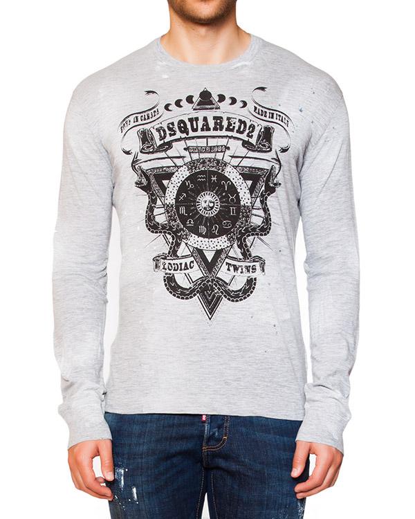 мужская футболка DSQUARED, сезон: зима 2015/16. Купить за 7900 руб. | Фото 1