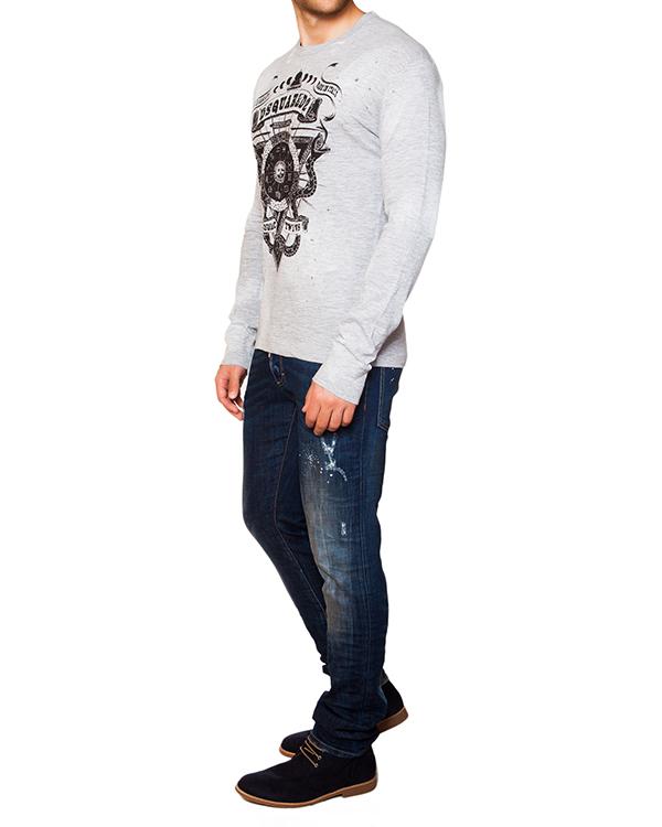 мужская футболка DSQUARED, сезон: зима 2015/16. Купить за 7900 руб. | Фото 3