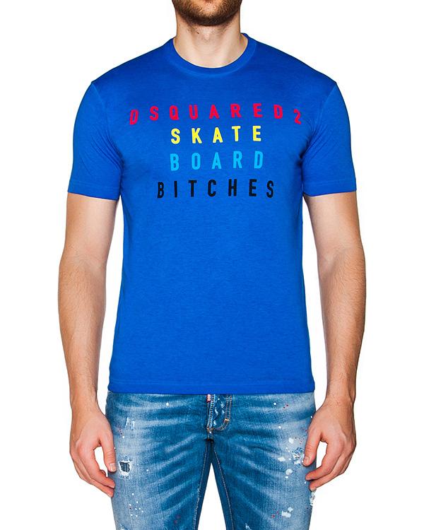 мужская футболка DSQUARED, сезон: лето 2016. Купить за 7300 руб. | Фото 1