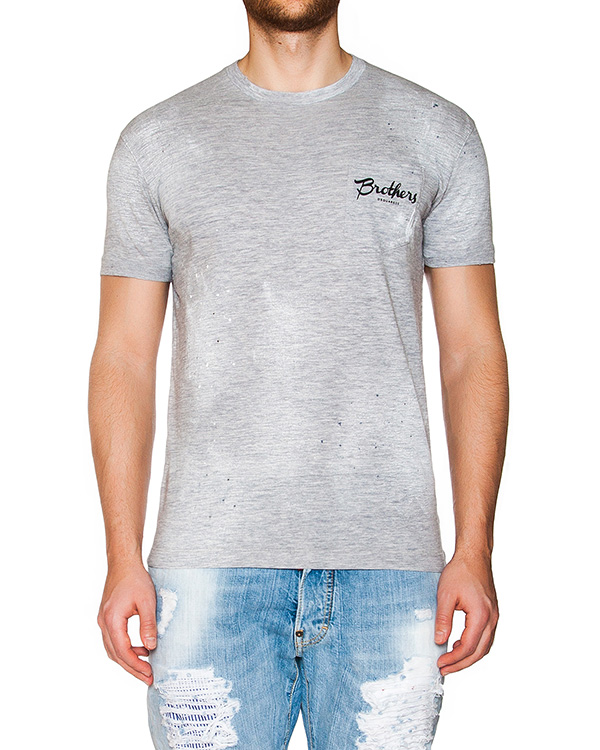 мужская футболка DSQUARED, сезон: лето 2016. Купить за 9200 руб. | Фото 1