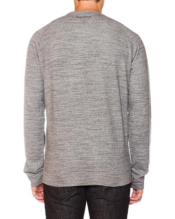 мужская свитшот DSQUARED, сезон: зима 2015/16. Купить за 9200 руб. | Фото 2
