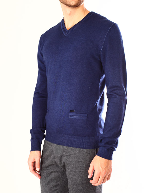 мужская пуловер DSQUARED, сезон: зима 2013/14. Купить за 9000 руб. | Фото 2