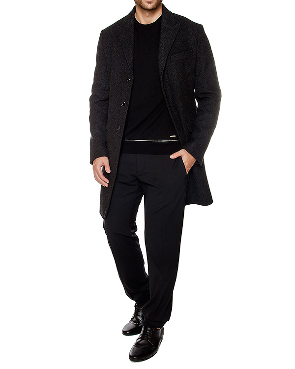 мужская брюки DSQUARED, сезон: зима 2016/17. Купить за 14900 руб. | Фото 3