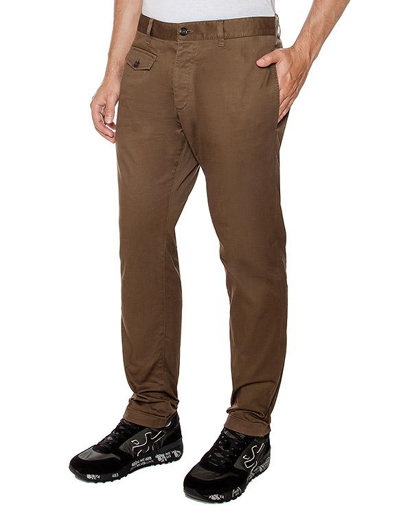 мужская брюки DSQUARED, сезон: зима 2016/17. Купить за 27700 руб. | Фото 1