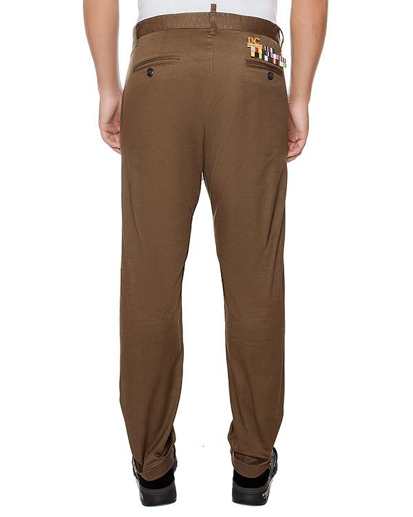 мужская брюки DSQUARED, сезон: зима 2016/17. Купить за 27700 руб. | Фото 2