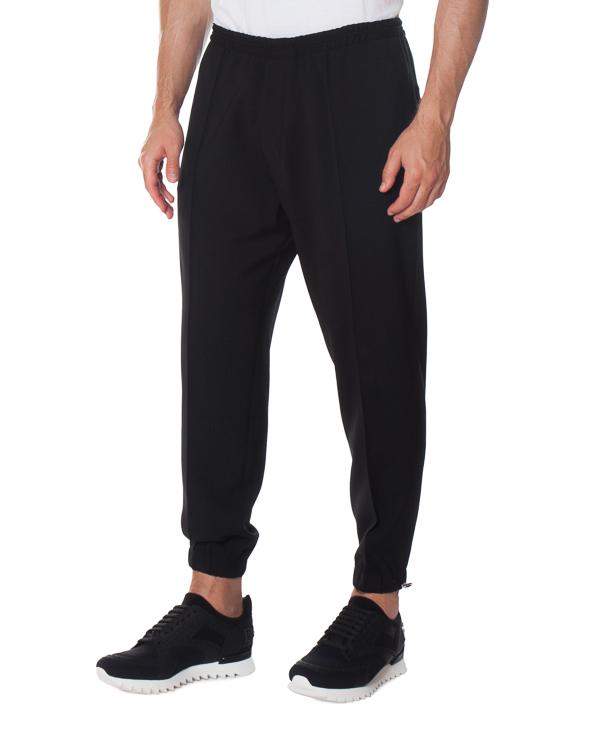 брюки Wool Cady из тонкой шерсти артикул S74KB0045 марки DSQUARED2 купить за 37600 руб.