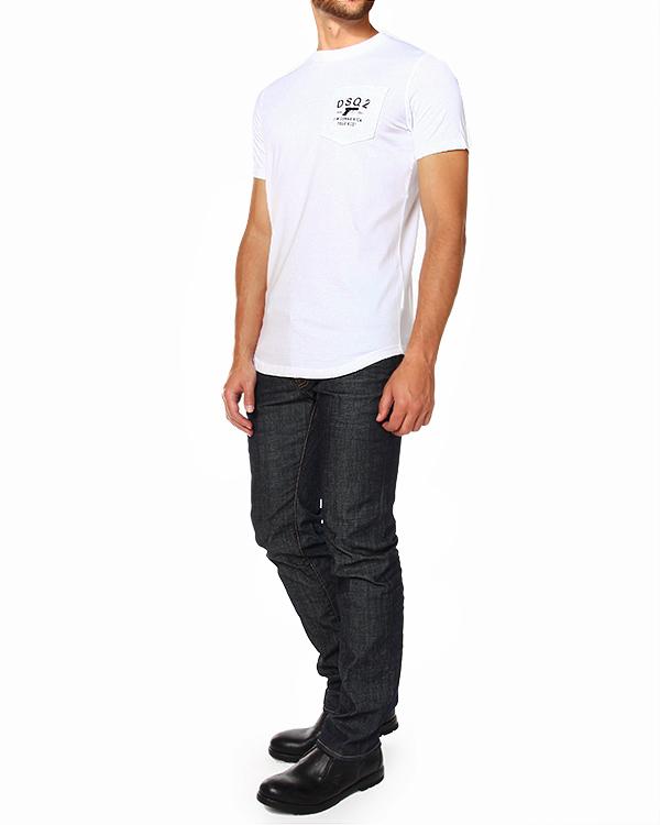 мужская джинсы DSQUARED, сезон: зима 2014/15. Купить за 12400 руб. | Фото 3