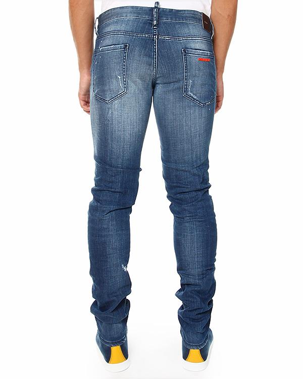 мужская джинсы DSQUARED, сезон: зима 2014/15. Купить за 13900 руб. | Фото $i